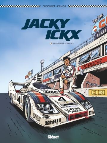 Jacky Ickx - Tome 02