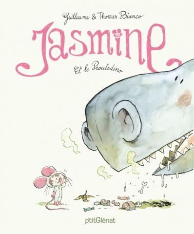 Jasmine et le Proutodino