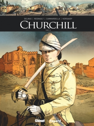 Churchill - Tome 01