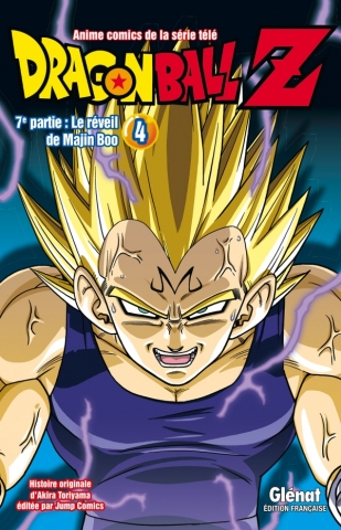 Dragon Ball Z - 7e partie - Tome 04