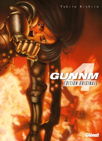 Gunnm - Édition originale - Tome 04
