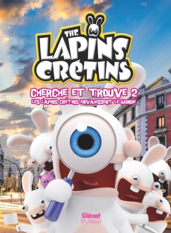 The Lapins crétins - Activités - Cherche et trouve 2