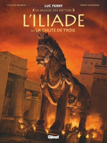 L'Iliade - Tome 03