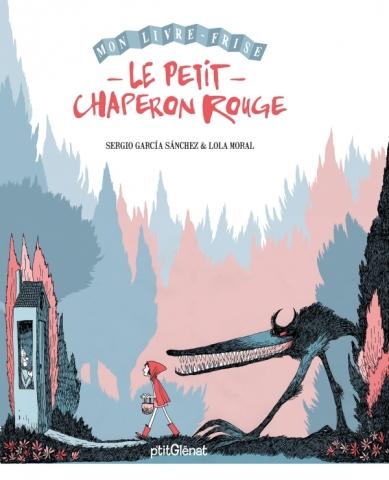 Mon livre-frise - Le Petit Chaperon Rouge