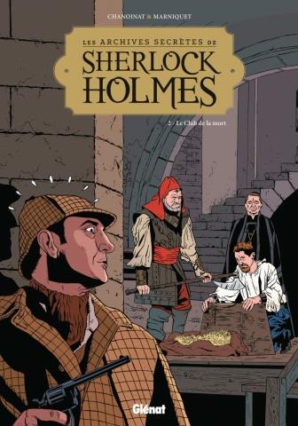 Les Archives secrètes de Sherlock Holmes - Tome 02 NE