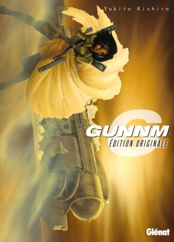Gunnm - Édition originale - Tome 06