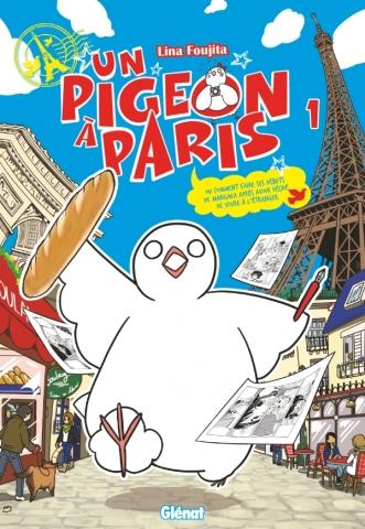 Un pigeon à Paris - Tome 01