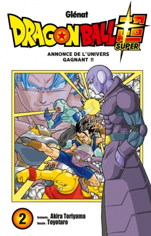 Dragon Ball Super - Tome 02
