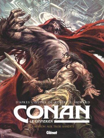Conan le Cimmérien - La Maison aux trois bandits