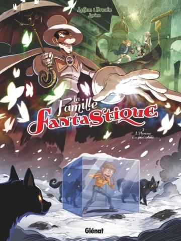 La Famille Fantastique - Tome 03