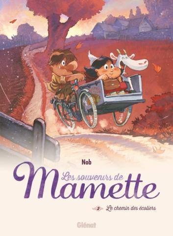 Les Souvenirs de Mamette - Tome 02 NE