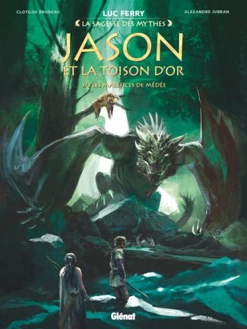 Jason et la toison d'or - Tome 03