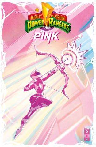 Power Rangers Pink - CV variante