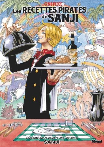 One Piece - Les recettes pirates de Sanji