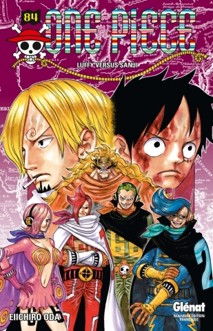 One Piece - Édition originale - Tome 84