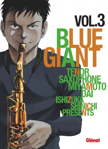 Blue Giant - Tome 03