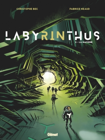 Labyrinthus - Tome 02