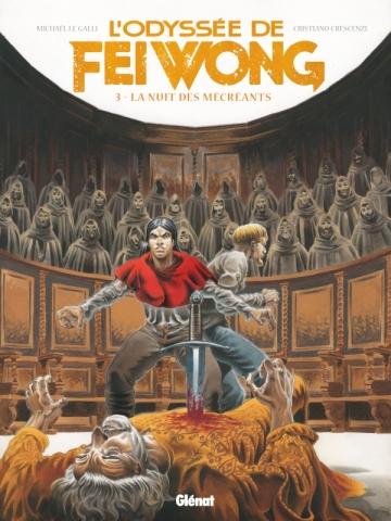 L'Odyssée de Fei Wong - Tome 03