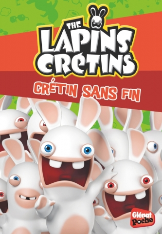 The Lapins crétins - Poche - Tome 22