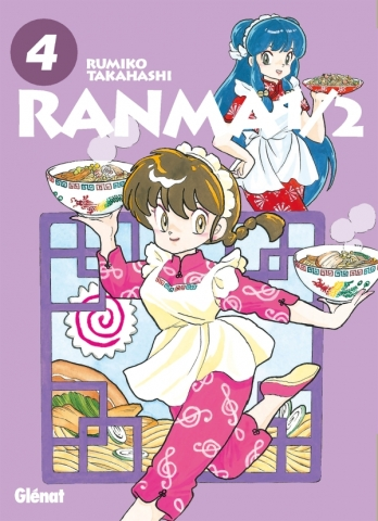 Ranma 1/2 - Édition originale - Tome 04