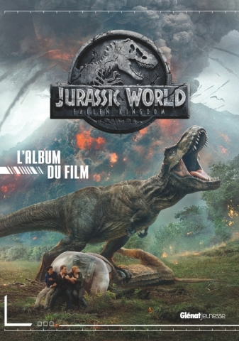 Jurassic World - Fallen Kingdom L'album du film