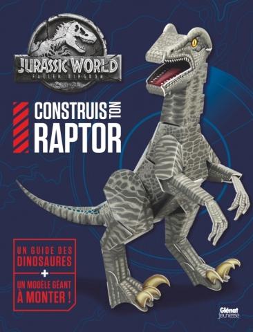 Jurassic World - Fallen Kingdom Livre maquette