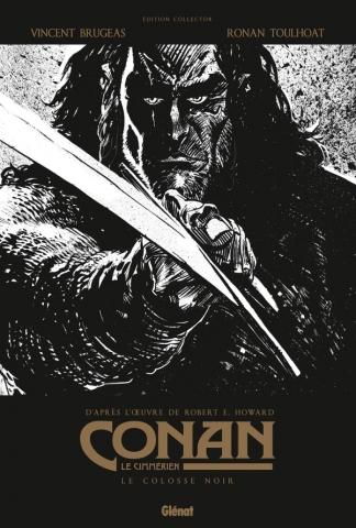 Conan le Cimmérien - Le Colosse noir N&B