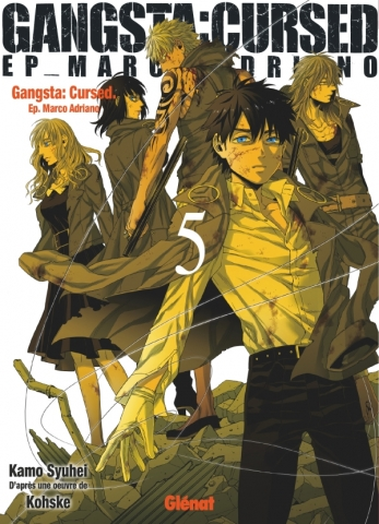Gangsta Cursed - Tome 05