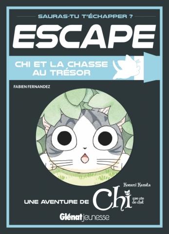 Escape ! Chi et la chasse au trésor