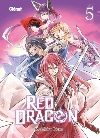Red Dragon - Tome 05