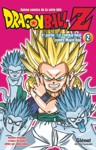 Dragon Ball Z - 8e partie - Tome 02