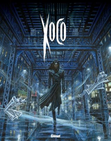 Xoco - Intégrale Tomes 01 et 02 - Édition collector