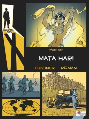 Rendez-vous avec X - Mata Hari