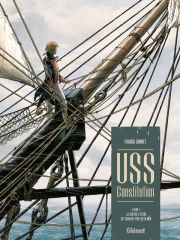 USS Constitution - Tome 01