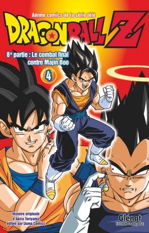 Dragon Ball Z - 8e partie - Tome 04