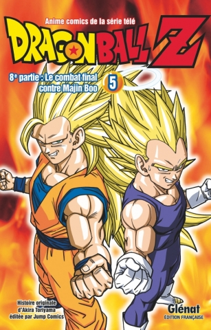 Dragon Ball Z - 8e partie - Tome 05