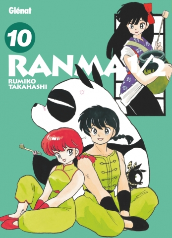 Ranma 1/2 - Édition originale - Tome 10