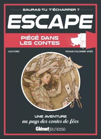 Escape ! Piégé dans les contes