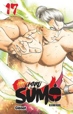 Hinomaru Sumo - Tome 17