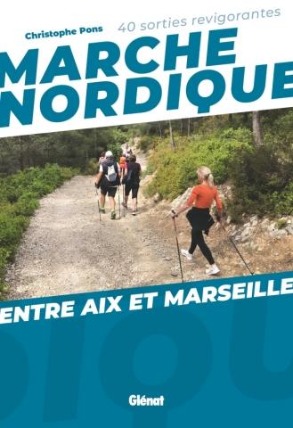 Marche nordique entre Aix et Marseille