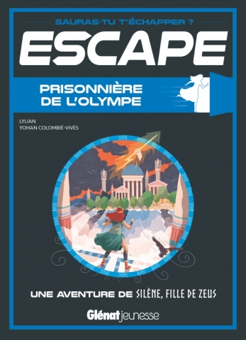 Escape ! Prisonnière de l'Olympe