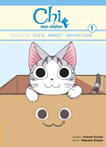 Chi mon chaton - Tome 01
