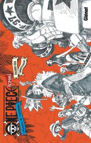One Piece Roman - Histoires de l'équipage