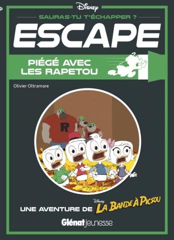 Escape ! Piégé avec les Rapetou