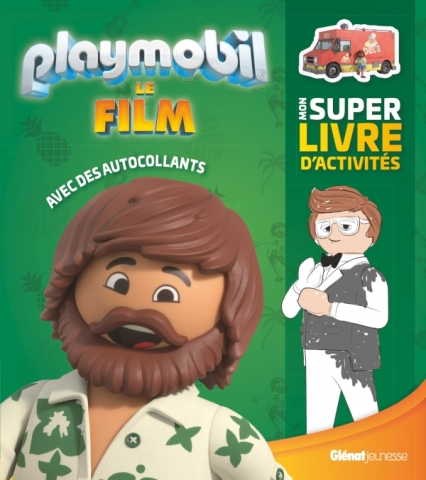 Playmobil - Mon super livre d'activités