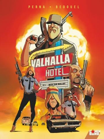 Valhalla Hotel - Tome 01