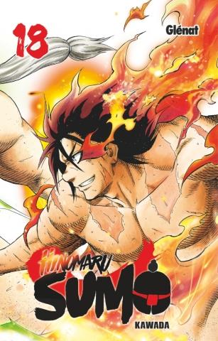 Hinomaru Sumo - Tome 18