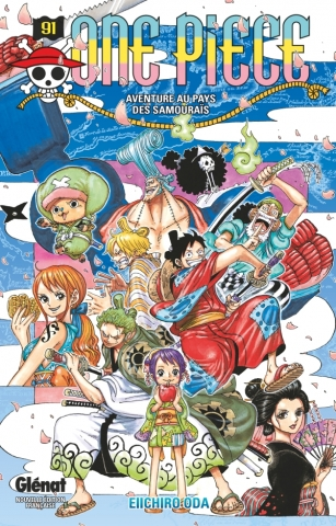 One Piece - Édition originale - Tome 91