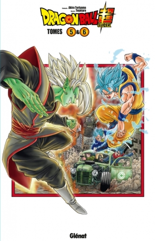 Dragon Ball Super - Coffret tome 05-06