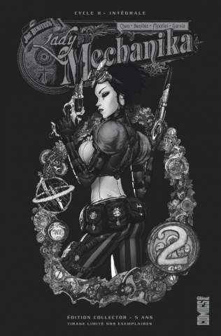 Lady Mechanika - Tome 02 - Édition collector 5 ans